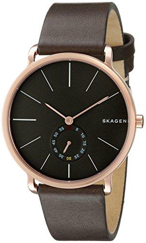 skagen-mens-skw6213-hagen-dark-brown-leather-watch