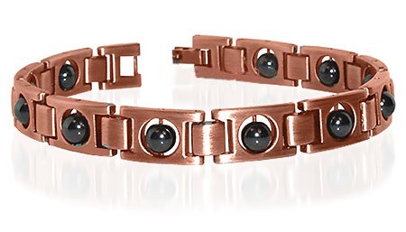 JBM36042 New Copper Clad Magnetic Hematite 0.35