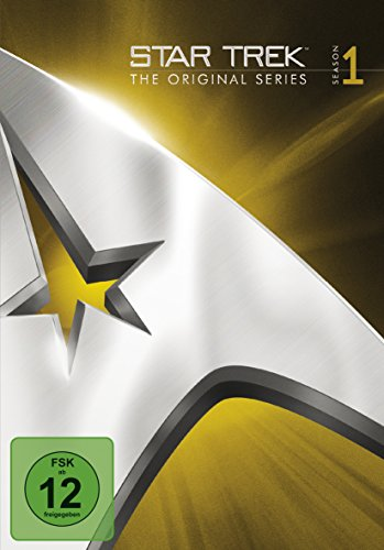 Star Trek - Raumschiff Enterprise - Staffel 1 [8 DVDs]