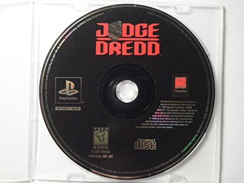 Judge Dredd - PlayStation