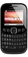 Alcatel Tribe 3003g Vodafone Pay As You Go Qwerty Mobile Phone - Black from Alcatel