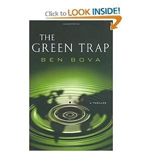 The Green Trap - Ben Bova