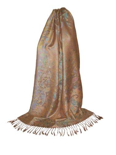 3beac2639e66 Etole écharpe chale femme - motifs cachemire - disponible en plusieurs  couleurs