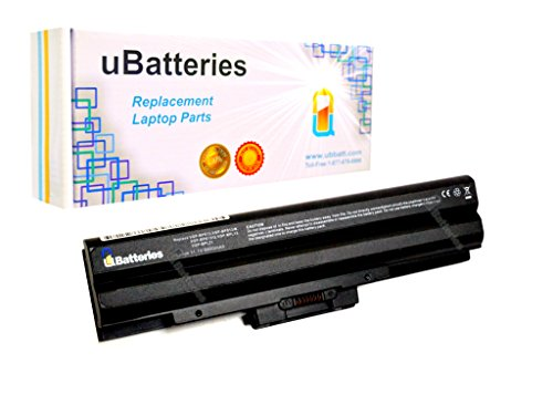 Click to buy UBatteries Laptop Battery Sony VAIO VGN-FW390JJH - 6600mAh, 9 Cell (Black) - From only $62.95
