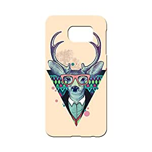 BLUEDIO Designer 3D Printed Back case cover for Samsung Galaxy S6 - G0507