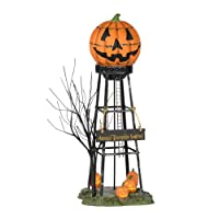 Department 56 Halloween Water Tower from Department 56