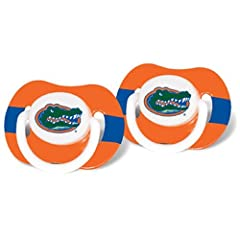 Buy Florida Gators Pacifier - 2 Pack by Caseys