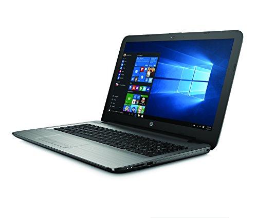 HP 15-ba047na 15.6-Inch FHD Antiglare Slim Laptop (Turbo Silver) - (AMD Quad A12-9700P, 8 GB RAM, 2 TB HDD, AMD Radeon R7 Graphics, Windows 10)