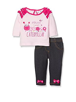 Pitter Patter Baby Gifts Conjunto (Rosa / Azul)