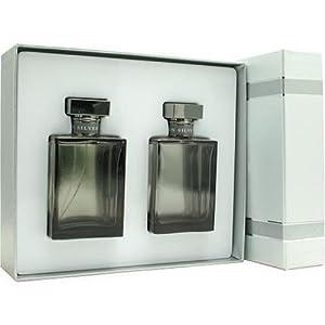 Romance Silver by Ralph Lauren for Men, Set (Eau De Toilette Natural Spray 3.4 Ounce, After Shave 3.4 Ounce)