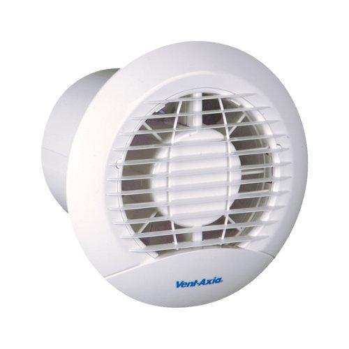 Vent Axia Eclipse 100X Axial 15W Bathroom Fan