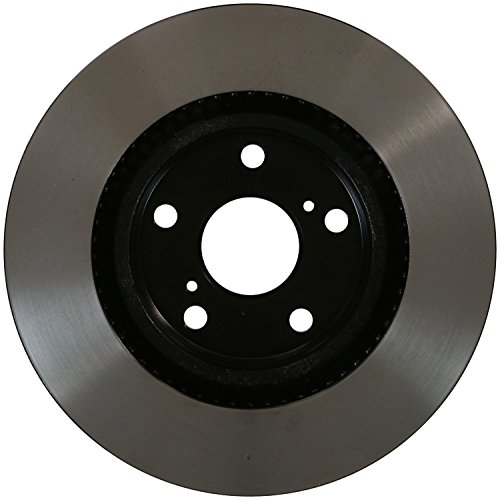 Wagner BD126407E Premium E-Coated Brake Rotor, Front (Wagner Brake Pads And Rotors compare prices)