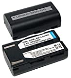 PicknBuy SB-LSM80 Battery for Samsung SB-LSM80 Camcorder Battery for VM-DC160, VM-DC560, VM-DC560K, SAMSUNG VP-D, SC-D, SC-DC, VP-DC Series, High Capacity 860mAh Battery