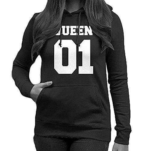 LAEMILIA-Sweat-Shirt--Capuche-Amoureux-Unisexe-Manches-Longues-Chemise-Veste-Hooded-Uni-Casual-Sport-Couple