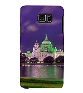 printtech Angel Dome Building Back Case Cover for Samsung Galaxy Note 5 N920