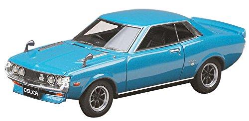 MARK43 1/43 トヨタ セリカ (TA22) スポーツホイール ブルー メタリック