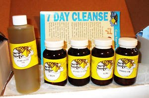New Body 7 Day Cleanse Kit (Deluxe)
