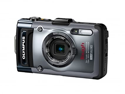 Photo Olympus Camera Olympus Tg-1ihs 12 mp