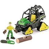 Ertl John Deere Gear Force Track Gator Playset