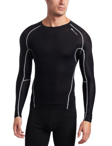 Buy Low Price Sugoi Men's Piston 14 Long Sleeve Base Layer (19679U.611)