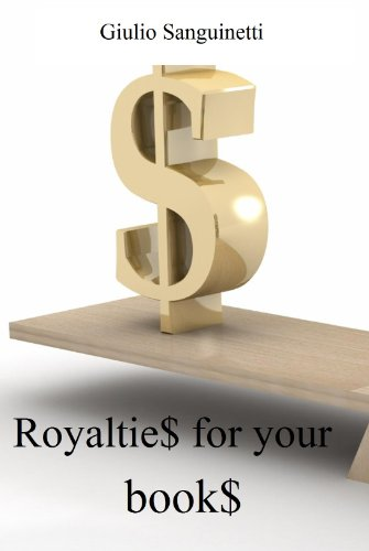Royaltie for your book English Edition PDF