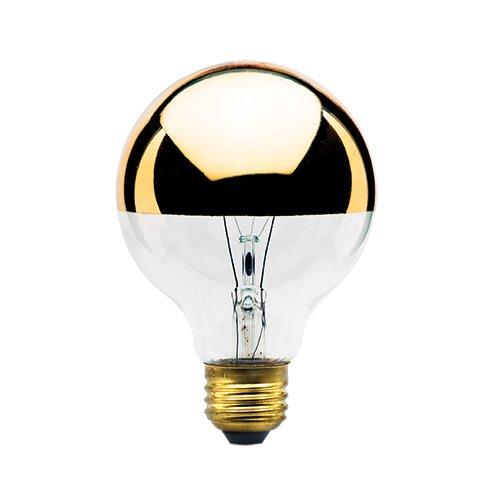 Bulbrite 40G25HG 40-Watt G25 Globe Bulb