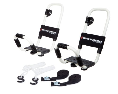 Mazama Outdoors Rapids J-Rack Kayak Rack