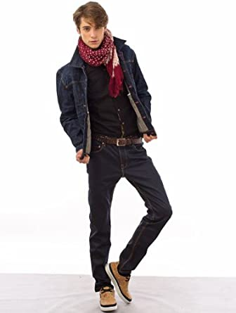 Jeans Eddy Raw Clean WeSC W34 Homme