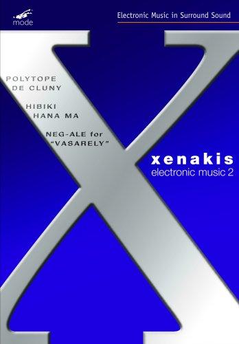 Iannis Xenakis: Electronic Works, Vol. 2 - Polytope de Cluny/Hibiki Hana Ma/Der Chaud [2008] [DVD]