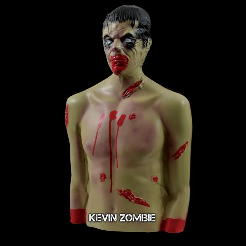 Mutilating Kevin Zombie Life-sized Tactical Mannequin Target