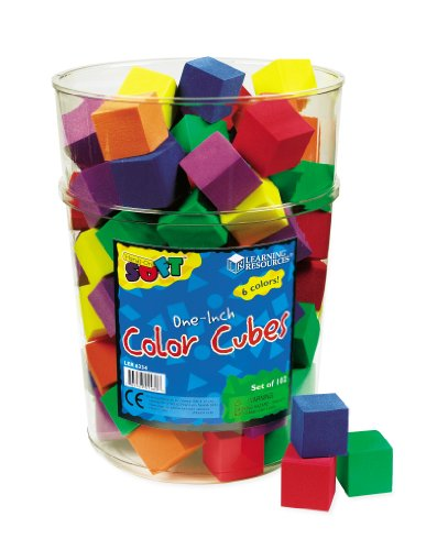 Learning Resources Learning Resources Hos Color Cubes