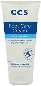 CCS Swedish Foot Cream Tube 175ml
