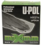 U-Pol TRAG/10 High Performance Tack Cloth, Set of 10