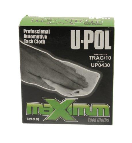 Upol TRAG/10 High Performance Tack Cloth (Box of 10)