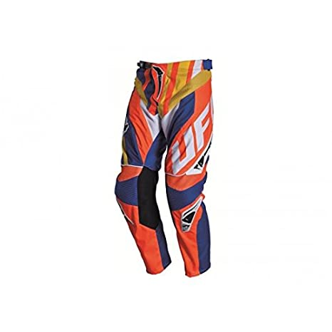 Pantalon ufo century orange/bleu t30 - Ufo 43300730