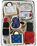 Beautiful Sweets Handbags Organic Cookies, 4 Cookies
