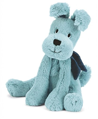 """Jellycat® Pootle Blue Dog - 9"""" front-918275"""