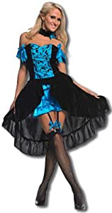 Saloon Oferta Especial Chica Disfraz L