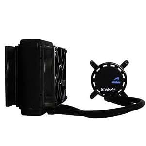 Antec KÜHLER H2O 920 Échangeur thermique UC du système de refroidissement par liquide avec pompe intégrée ( Socket 775, Socket 1156, Socket AM2, Socket AM2+, Socket 1366, Socket AM3, Socket 1155 ) cuivre 120 mm