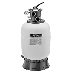 Hayward S166T Pro Series 16-Inch Top-Mount Pool Sand Filter