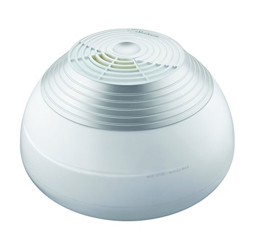 Sunbeam Warm Steam Vaporizer Humidifier Filter-Free, 1388-800-001N - 1