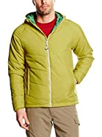 Craghoppers Chaqueta Outdoor Reise Windjacke Compresslite Packaway (Verde)