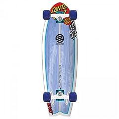 Buy Santa Cruz Skate Land Shark Sk8 Powerply Complete Skateboard, 8.8 x 27.7 - Inches by Santa Cruz Skateboards