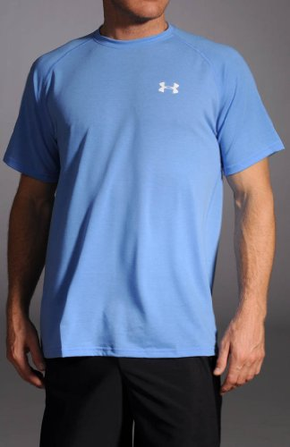 Men's UA Tech™ Short Sleeve T-Shirt Tops by Under Armour