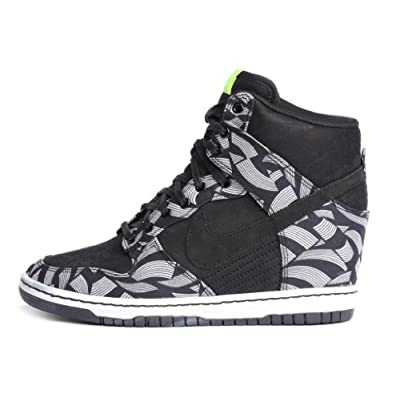 nike dunk sky hi black car interior design. Black Bedroom Furniture Sets. Home Design Ideas