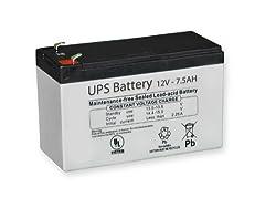 APC BACK-UPS ES BE500U Replacement UPS Battery