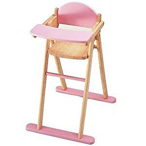Pintoy Doll's High Chair