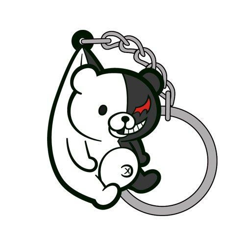 ダンガンロンパ3 -The End of 希望ヶ峰学園- モノクマ つままれキーホルダーVer.2.0