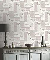 Arthouse Provence Wallpaper - Pink