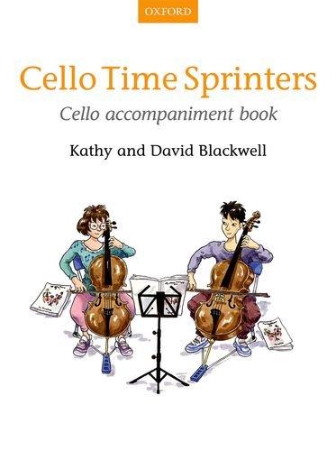 Cello Time Sprinters Cello Accompaniment Book